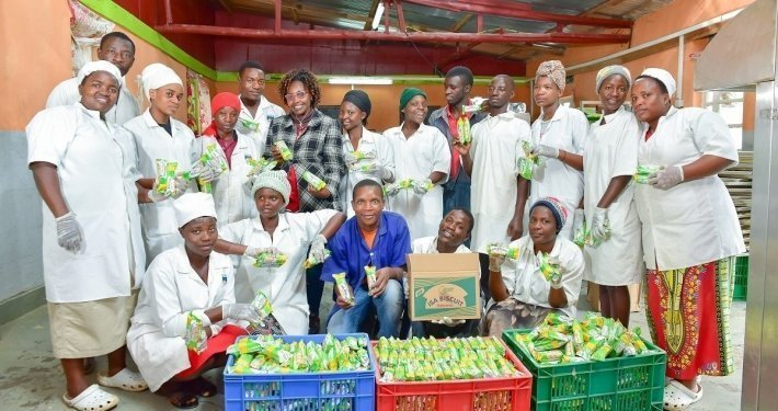GroFin Rwanda Client Agasaro Organic