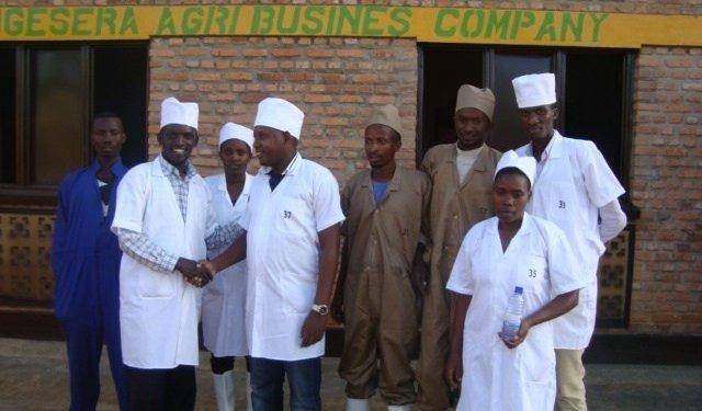 GroFin Rwanda Client - Bugesera Agribusiness
